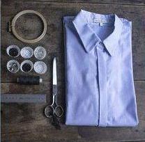 materiales-para-renovar-camisas-con-lentejuelas