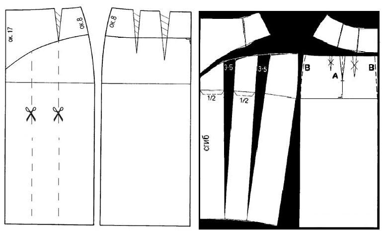 patrones-de-falda-tulipan