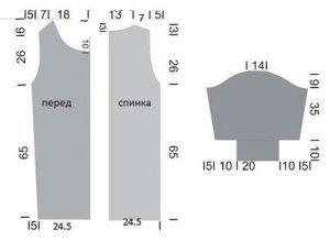 Patrones de vestido sencillo