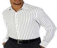 Camisa de vestir para hombres con patrones