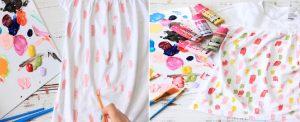 Bricolaje en camisetas