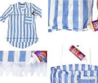 Como hacer un top con una camisa ¡Sin costuras!