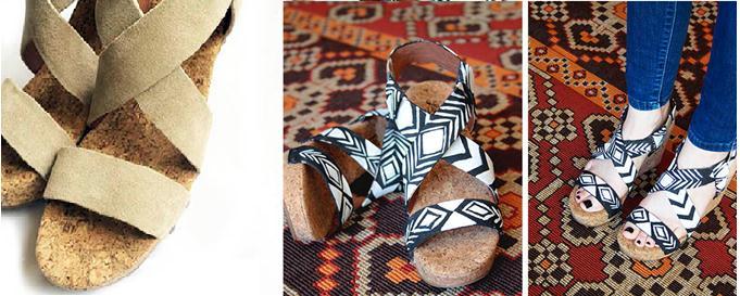 Como renovar sandalias de piel