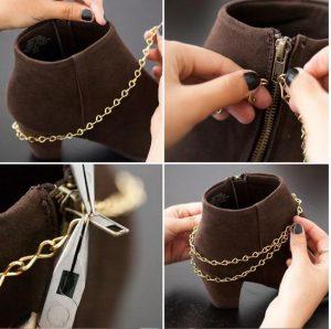 como renovar botas