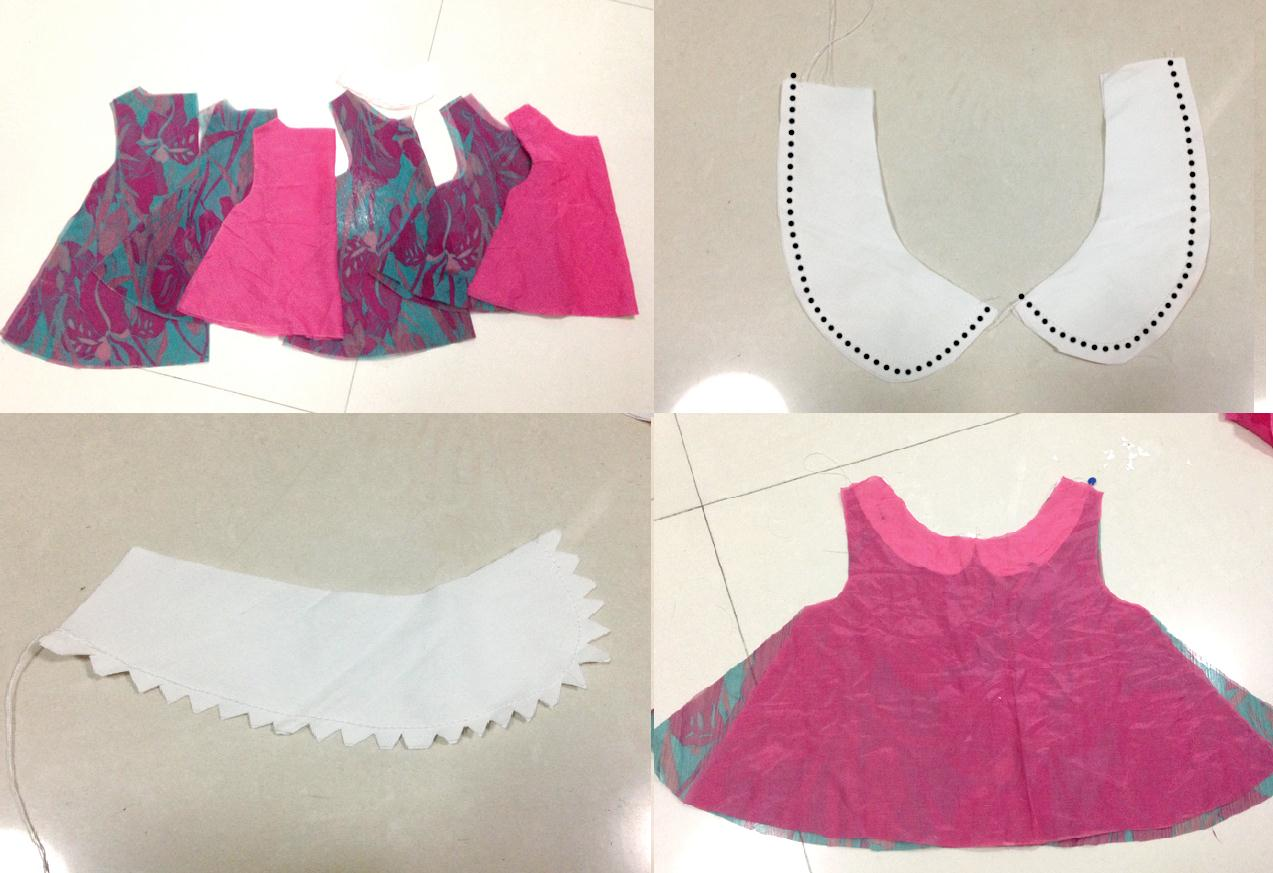 Blusa casual ligera para niñas con moldes - Moda & Manualidades Navidad