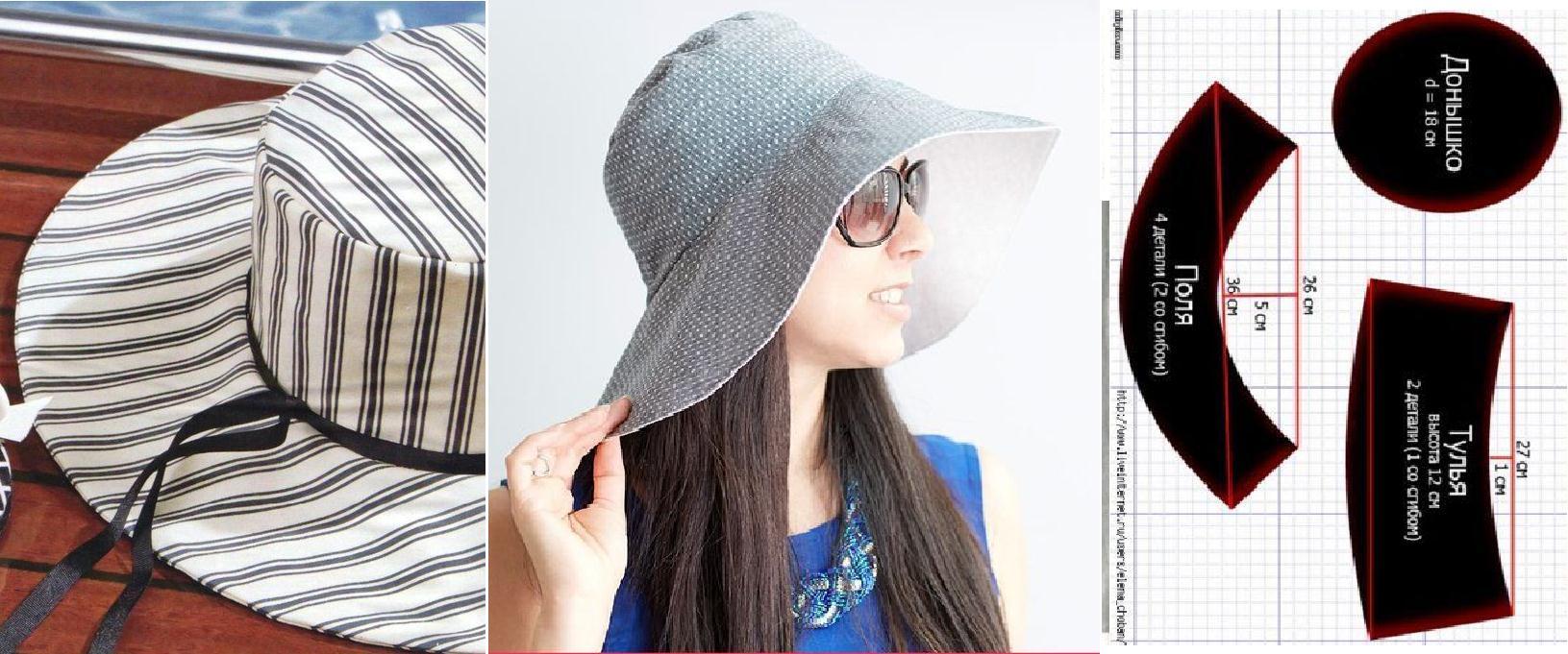 Asombroso Patrones Sombrero De Hombre Para Coser Modelo - Manta de ...