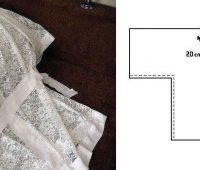 Bata kimono con patrones totalmente sencillos de trazar ¡Ideal para principiantes!