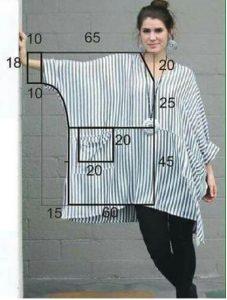 patron-de-blusa-modelo-tunica