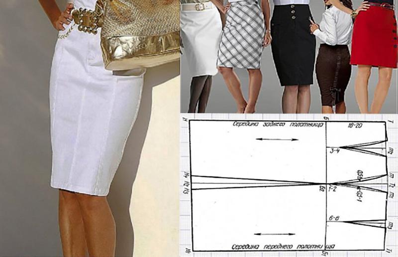 6f5ee2191 Patrones para hacer faldas a medida - Moda & Manualidades y Cursos