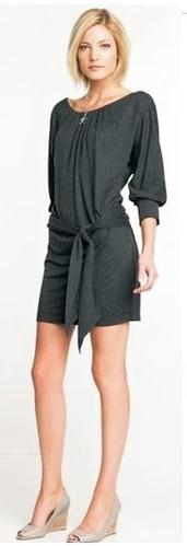 modelo de vestido sencillo