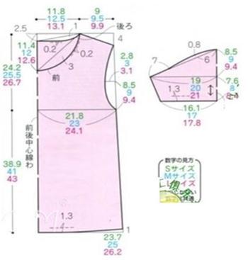 patrones de camiseta básica de hombre