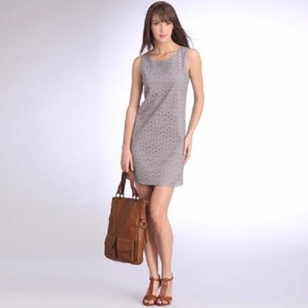 5cc4df83b Patrones básicos de vestidos sin mangas para dama ¡Ideal para ...