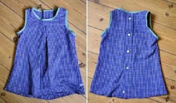 vestidos-sencillos-para-bebitas-con-camisas