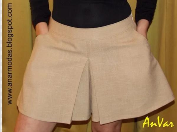 434c8437f Trazo de Falda Pantalon Video - Moda & Manualidades y Cursos
