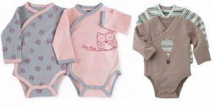 Body oriental para bebé - Patrones gratis