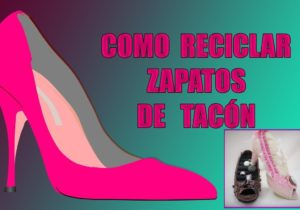 reciclar zapatos